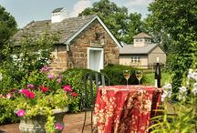 Woolverton Inn :: Near New Hope, PA / The Woolverton Inn offers luxury lodging near New Hope, PA and Lambertville, NJ. Enjoy ultimate privacy and romance in an award-winning bed and breakfast.