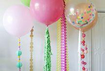 3 ft balloons