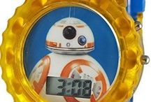 The Force Awakens Watches