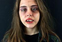 Slutkaraktär / Modell-Julia Samatas