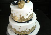 60th cakes