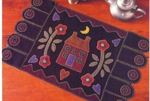 Penny rugs / by Carol Bennett