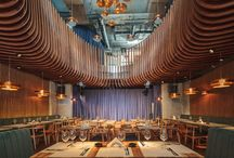 Wood Covered Bars & Lounges / Lumber-lusting After Hours: Warm Up in Wood Covered Bars & Lounges / by KNSTRCT