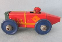 VINTAGE MARX TOYS / Marx toys..metal toys of the past / by Tracee Stewart