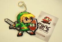 The Legend of Zelda / Créations en pixelart