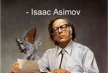 Isaac Asimov and Sci-Fi Literature