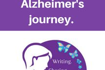 We Are AlzAuthors / We are AlzAuthors. In some way, each of us who have come together on this site have been affected by Alzheimer's Disease/dementia. We share our experiences to bring knowledge, comfort, and understanding to others on this journey.  Our books were written with a common goal: To make a difference!  We hope our words might offer support while making the pathway of others traveling this road a little less painful and lonely.