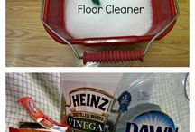 Cleaning tips / by Sharon Bezdek