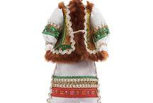 Куклы исторические / Колоритная кукла в национальном костюме — стильный подарок, воплотивший в себе культурное наследие наших предков. В оригинальных сувенирных изделиях отражены эстетические идеалы, народная мудрость и представления о красоте живших в древние времена людей.