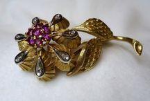 jewelry-gioielli / old jewels, gioielli antichi