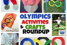 Olympic Activities For Kids / A whole range of activities for teachers, parents, homeschoolers etc  #olympics #olympicactivities #winterolympics #sochi2014