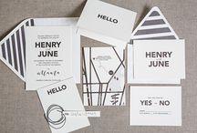 Nuptials / An april wedding