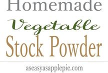 Stocks Powder