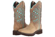 Cowboy boots and wear