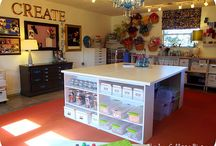 craft room / by Sharon Lord