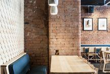 Restaurants Design / Refs