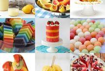 Las frutas en tu dieta / Frutas: propiedades y virtudes,recetas y más