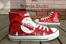 #Natale - #Christmas / Le #scarpe e il Natale - #Shoes and Christmas