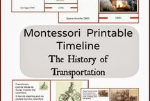 Year 3 History - transport
