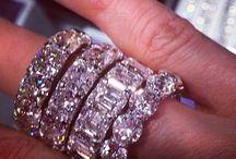Женская мода кольца