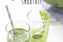 Smoothies / Smoothie recipes for toddler & family