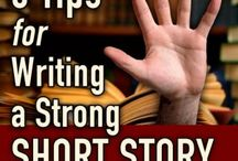 Writer's blog-2: short stories.