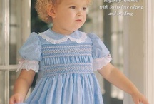 Smocking / Smocking ideas and patterns