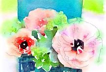 Waterlogue with Love 'n Fresh Designs