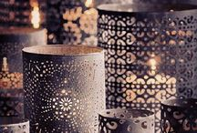 Lanterns and Light and Candles