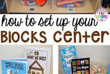 Block corner ideas