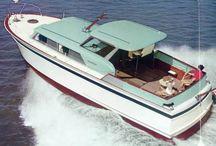 Boat hard tops