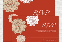 Inspiration Board for Lin & Steve / Asian-Rustic Wedding at Blue Hill at Stone Barns
