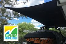 Storm & Hail Protection for Cars & Boats
