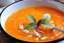 soupe - velouté