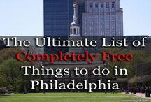 Philadelphia vacation