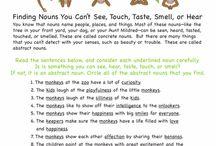 Writing / Writing-three types, hooks, descriptive writing / by Kelly Wintemute