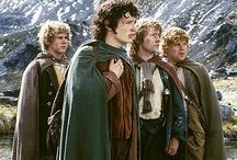 Hobbits and Elves.  / by Emily Scates