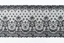 Mantellina. Mantilla. Spanish Veil / Les joies de la punta: les mantellines. Mantillas: las joyas del encaje.