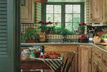 прэкты кухонь