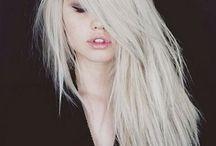 Haare-Farben,Schnitte