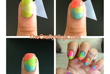 Nails / by Morgan DeLira