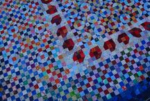 My quilts / Quilted by QuilteHilde