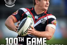 Player achievements and milestones / Achievements and milestones by Vodafone Warriors players