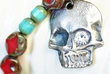 Louisa B Designs: Skull Collection