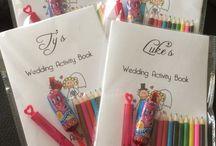 Children's wedding favours