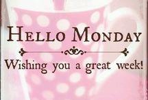 Monday are fresh start