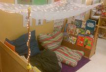 Kindergarten - Class Set Up