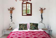 Mediterranean Interior / Interior Design influenced by Mediterranean Design, themes & colours.