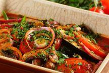 Кавказская и турецкая кухня