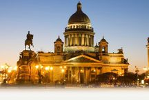 My Destination St Petersburg
